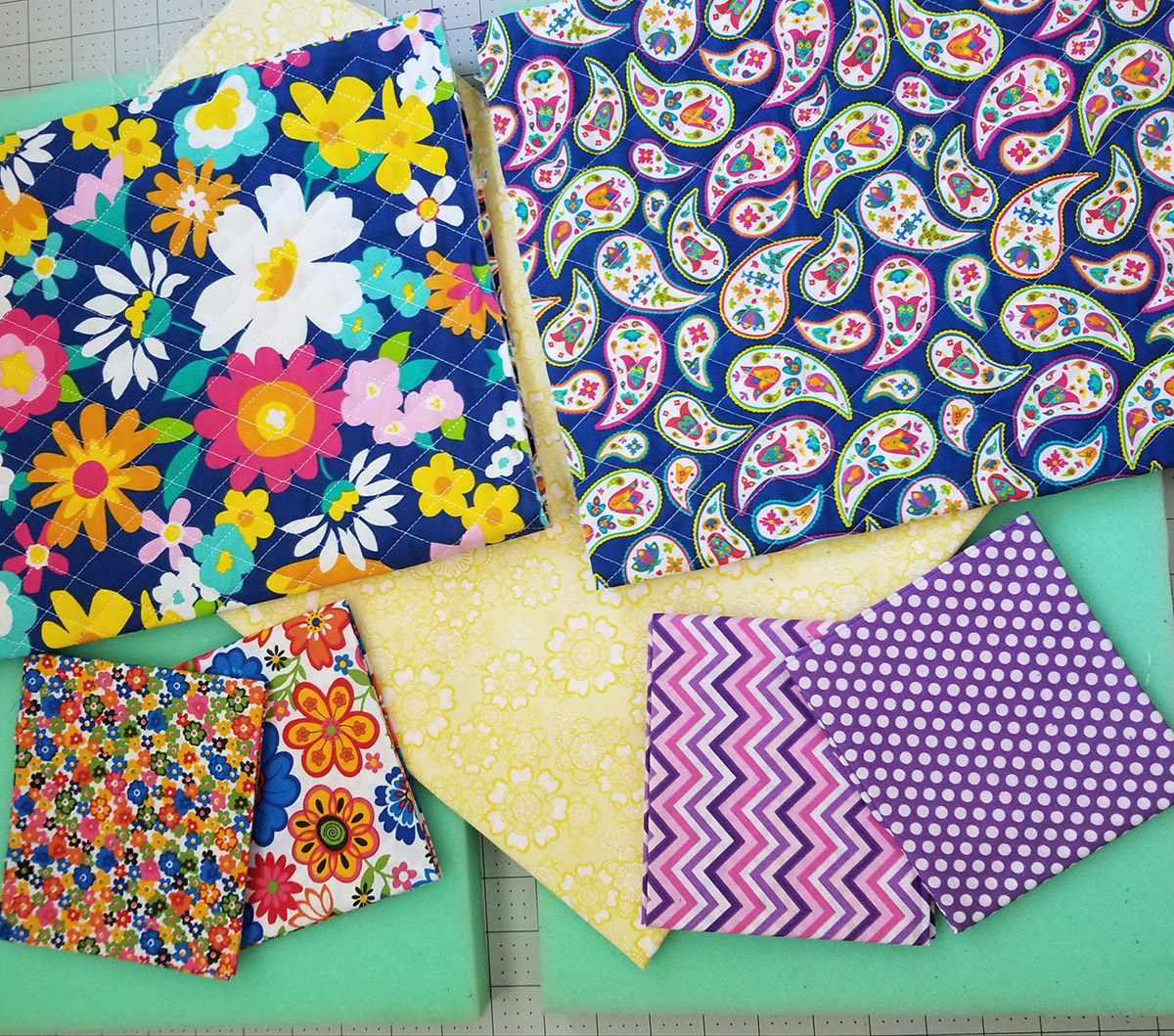 "Photo of 18"" Doll Bedding Materials"