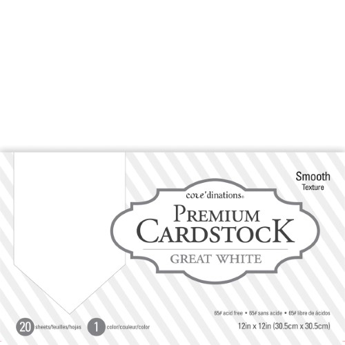 Core'dinations 12 x 12 Cardstock Value Packs