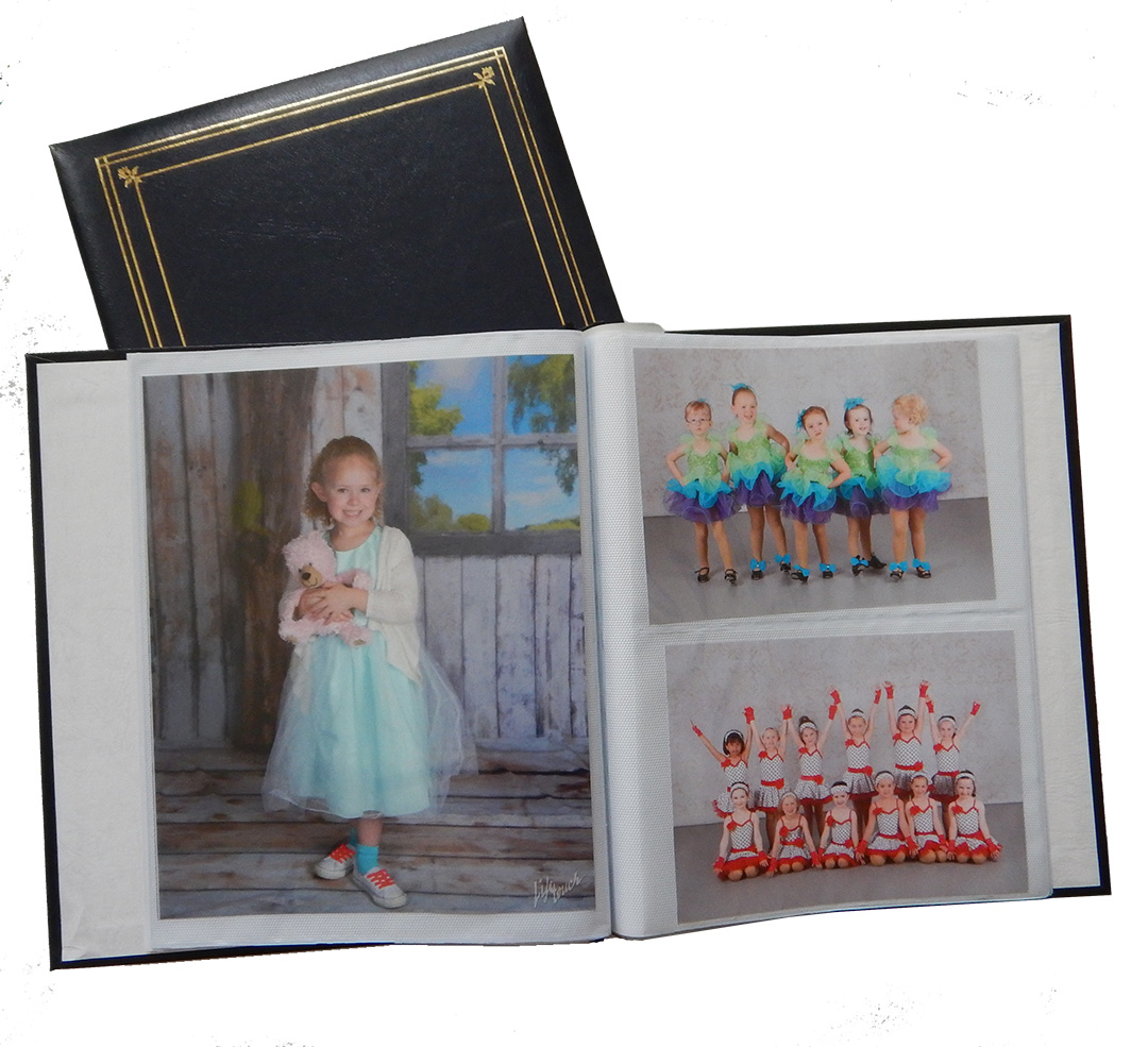 5x7 And 8x10 Photo Album
