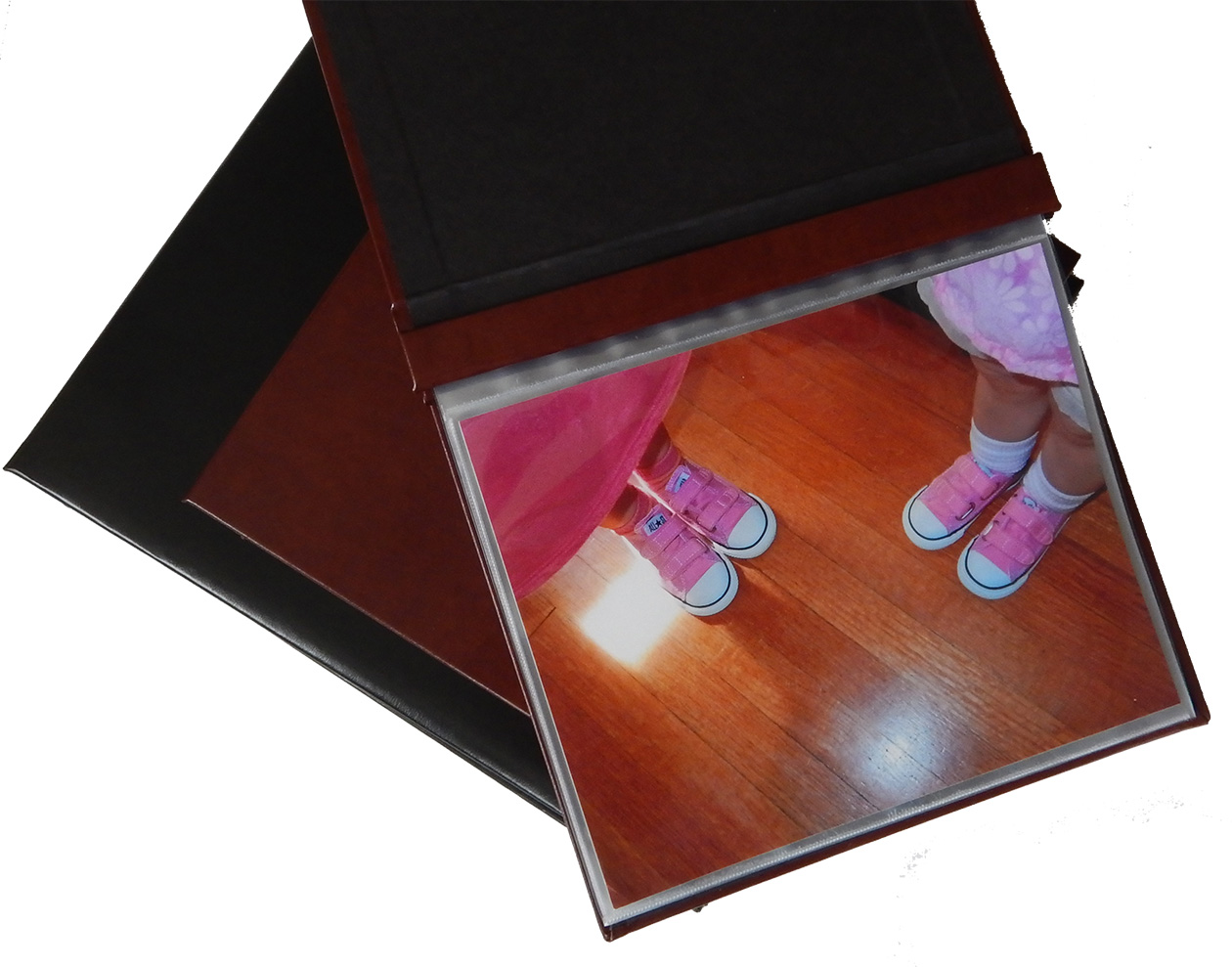 Bonded Leather 8x10 Photo Album