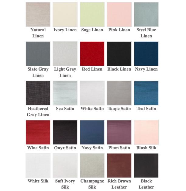 Linen 12 x 12 Scrapbook - Optional Cover Window 3