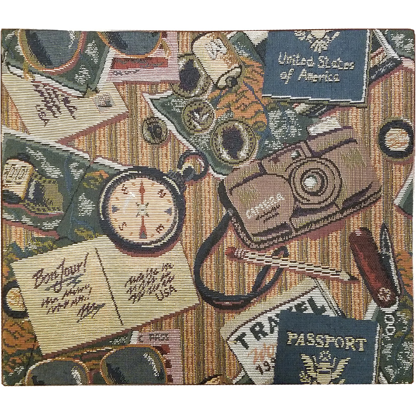 Dalee Book Passport Tapestry 12 x 12 Scrapbook