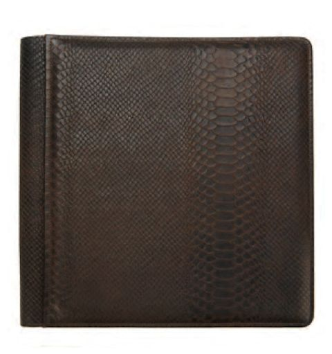 Raika Leather Large 4x6 Photo Album