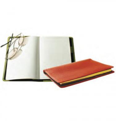 Raika Leather Lined Journal