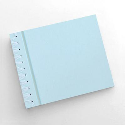 Sky 12 x 12 Ribbons & Silk Scrapbook