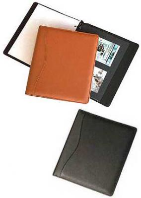 Raika Leather 3-Ring Binder Photo Album