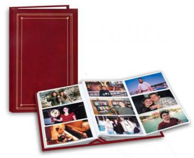 Compact 3up Photo Album with fold out pages