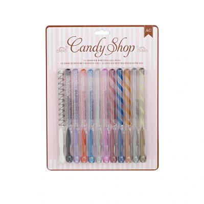 American Crafts Candy Shop Gel Pens - 12 Pack