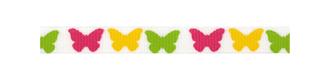 Ribbon - Butterfly Grosgrain