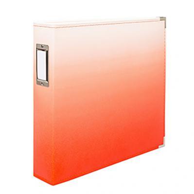 Ombré 12 x 12 Scrapbook or Photo Album Binder