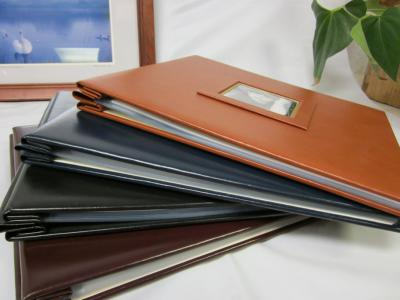 Dalee Book Bonded Leather 12 x 12 Scrapbook