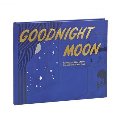 Genuine Leather Bound Good Night Moon