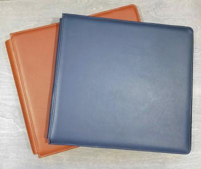 Genuine Leather Stitched 12 x 12 Scrapbook