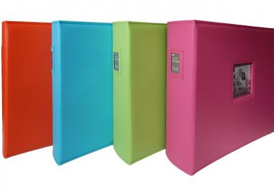 Brights - Jumbo Hard Cover All-In-One Binder