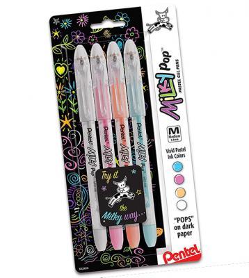 Pentel Milky Pop Pens