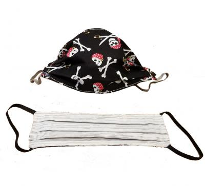 Pirate Themed Face Masks