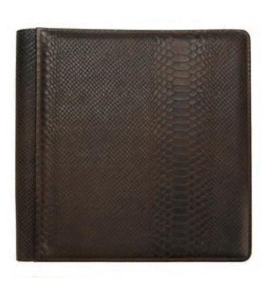 Raika Large Single Picture Pocket Leather Photo Album