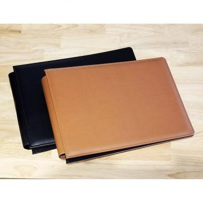 Stitched Bonded Leather Landscape Memory Book