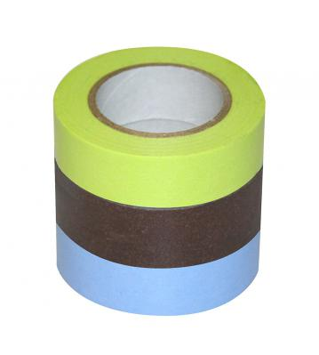 Washi Tape - Solid Colors