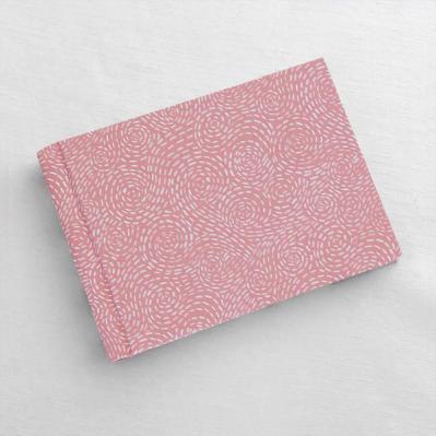 Pink Swirls Brag Book