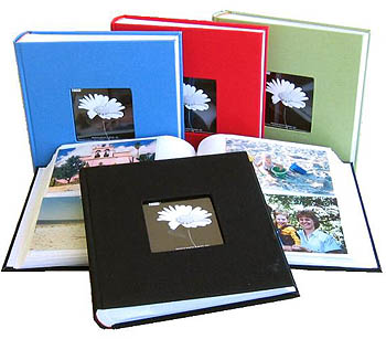 Cloth Frame Photo Album