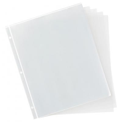 Memory Book Refills - 8.5 x 11 with Cardstock Inserts