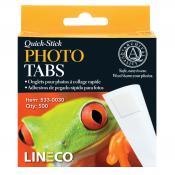 Lineco Quick-Stick Photo Tabs