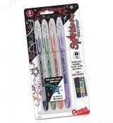 Pentel Sparkle Pop Pens