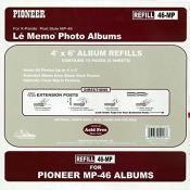 12 At-A-Time Memo Photo Album Refill