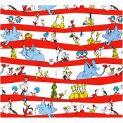 Robert Kaufman Celebrate Seuss Fabric Design 10788-203