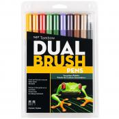 Tombow Dual Brush Markers - Secondary Palette